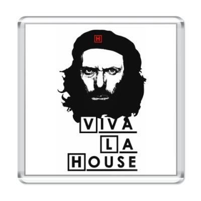 Магнит Viva La House