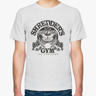 Футболка Shredders Gym