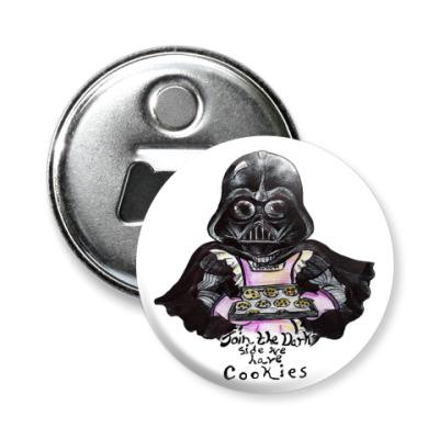 Магнит-открывашка Darth Vader