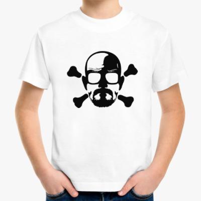 Детская футболка Breaking Bad
