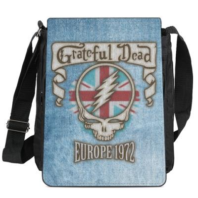 Сумка-планшет Grateful Dead
