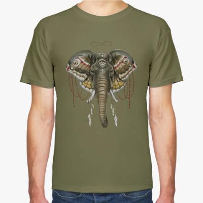 Футболка Индийский слон