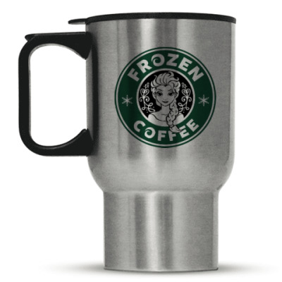 Кружка-термос Frozen coffee