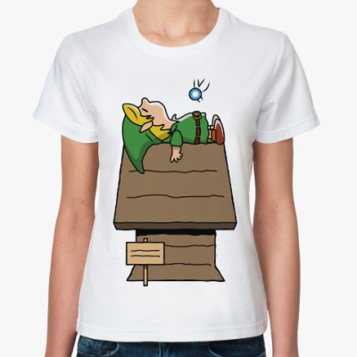 Классическая футболка Линк