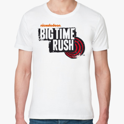 Футболка из органик-хлопка Big Time Rush