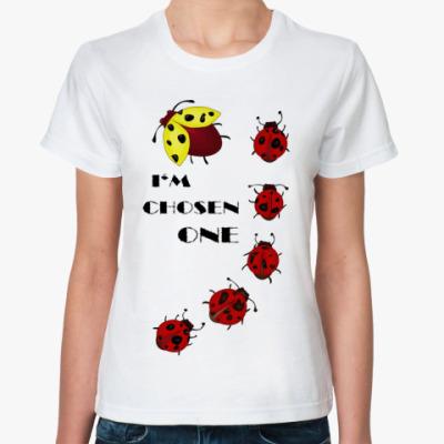 Классическая футболка Избранная