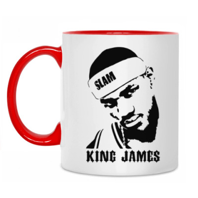 Кружка King James