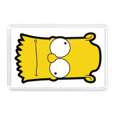 Магнит Crazy Bart