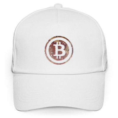 Кепка бейсболка Bitcoin