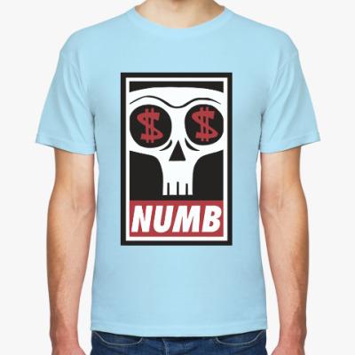 Футболка Numb