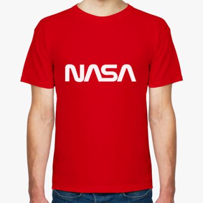 Футболка NASA