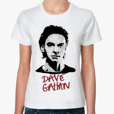 Классическая футболка Dave