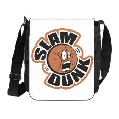 Сумка на плечо (мини-планшет) Slam Dunk