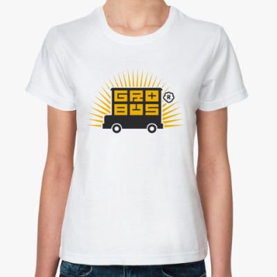Классическая футболка GROBUS