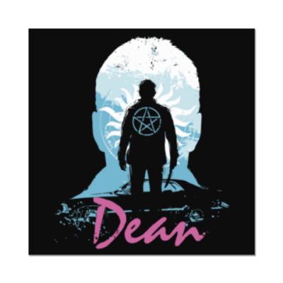 Наклейка (стикер) Dean - Supernatural