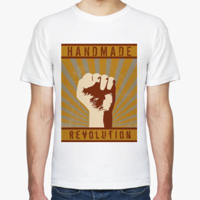 Футболка Handmade revolution