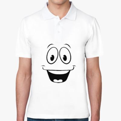 Рубашка поло Yes Man Fallout New Vegas