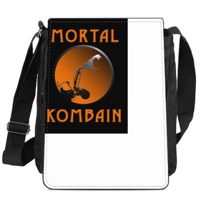 Сумка-планшет Mortal Kombain