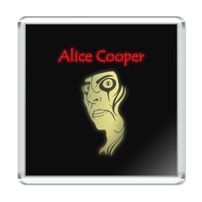 Магнит Alice Cooper