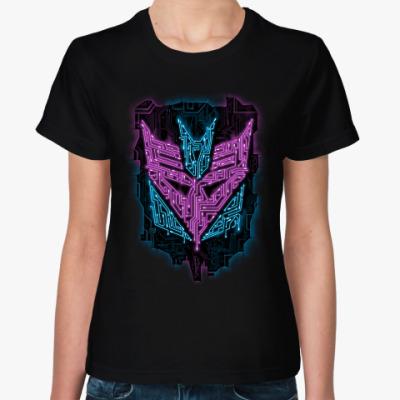 Женская футболка Десептикон
