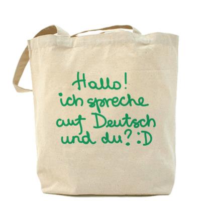 Сумка Deutsch