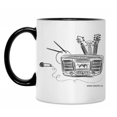 Кружка ЧБ-Радио