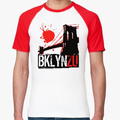 Футболка реглан Brooklyn Zu