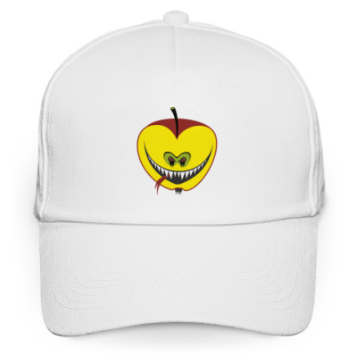 Кепка бейсболка 'Хищное яблоко'