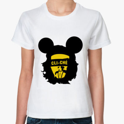 Классическая футболка Cli Che Guevara