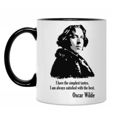 Кружка Oscar Wilde
