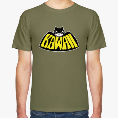 Футболка Kawaii Batman