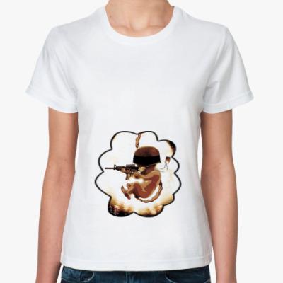 Классическая футболка airsofter inside