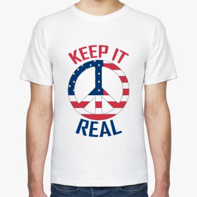 Футболка Keep it Real