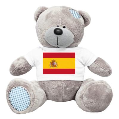 Плюшевый мишка Тедди  Испания