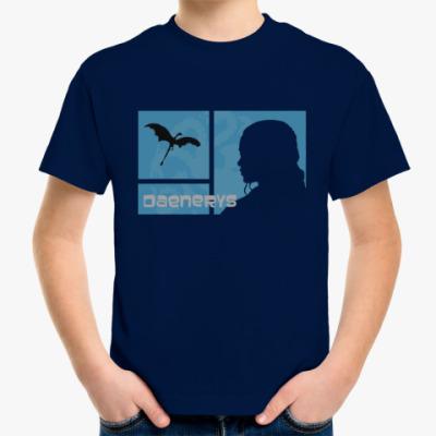 Детская футболка Daenerys