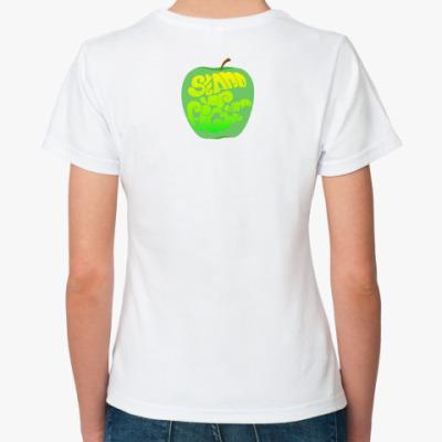 Летнее яблочко