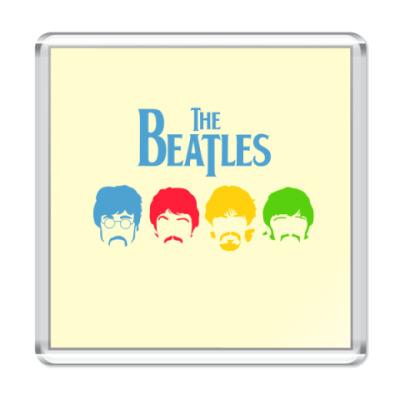 Магнит Beatles
