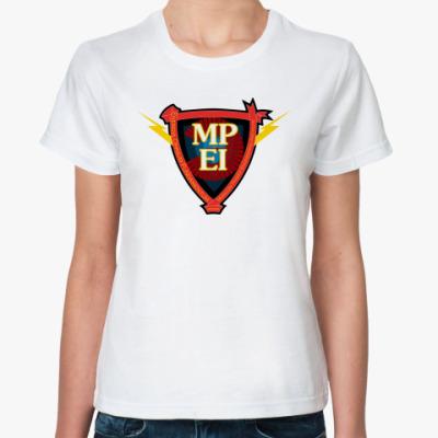 Классическая футболка МЭИ