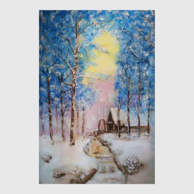 Постер 'Зимняя сказка'