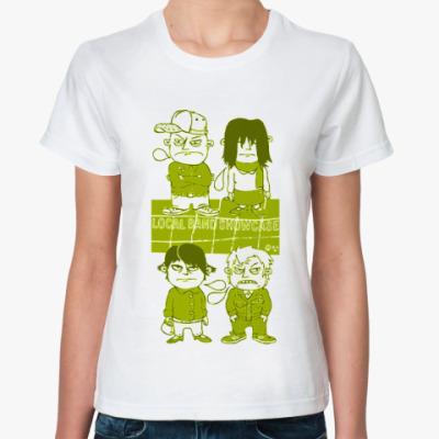 Классическая футболка 'Детишки'