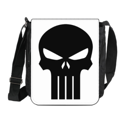 Сумка на плечо (мини-планшет) Punisher