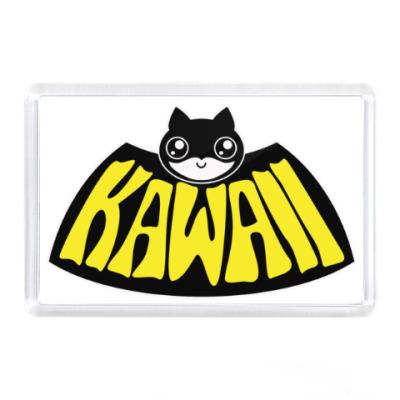 Магнит Kawaii Batman