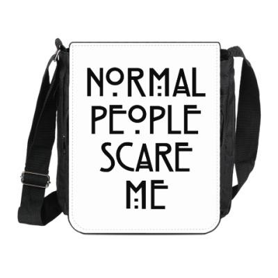 Сумка на плечо (мини-планшет) American Horror Story