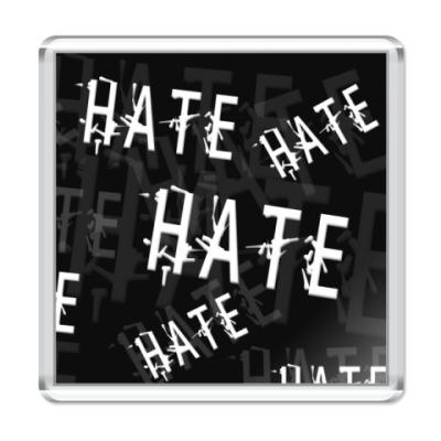 Магнит Ненависть