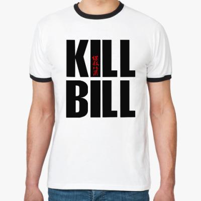 Футболка Ringer-T Kill Bill