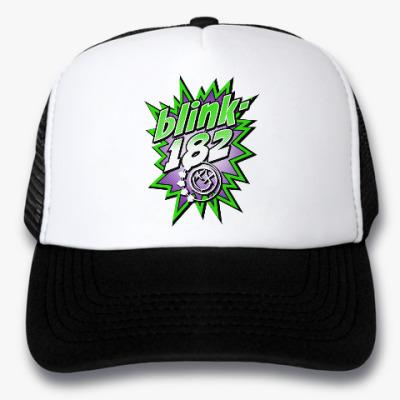 Кепка-тракер Blink-182