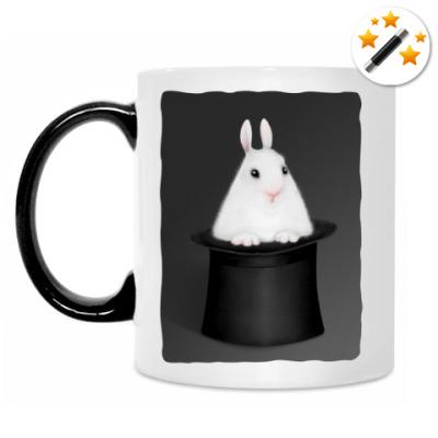 Кружка-хамелеон Кролик