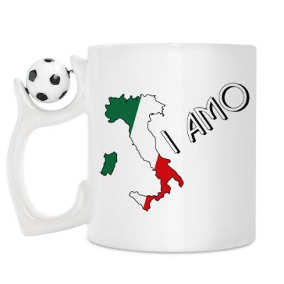Кружка Я люблю тебя по-итальянски