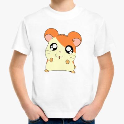 Детская футболка Хомячок