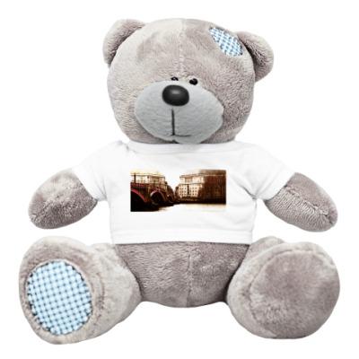 Плюшевый мишка Тедди Лондон